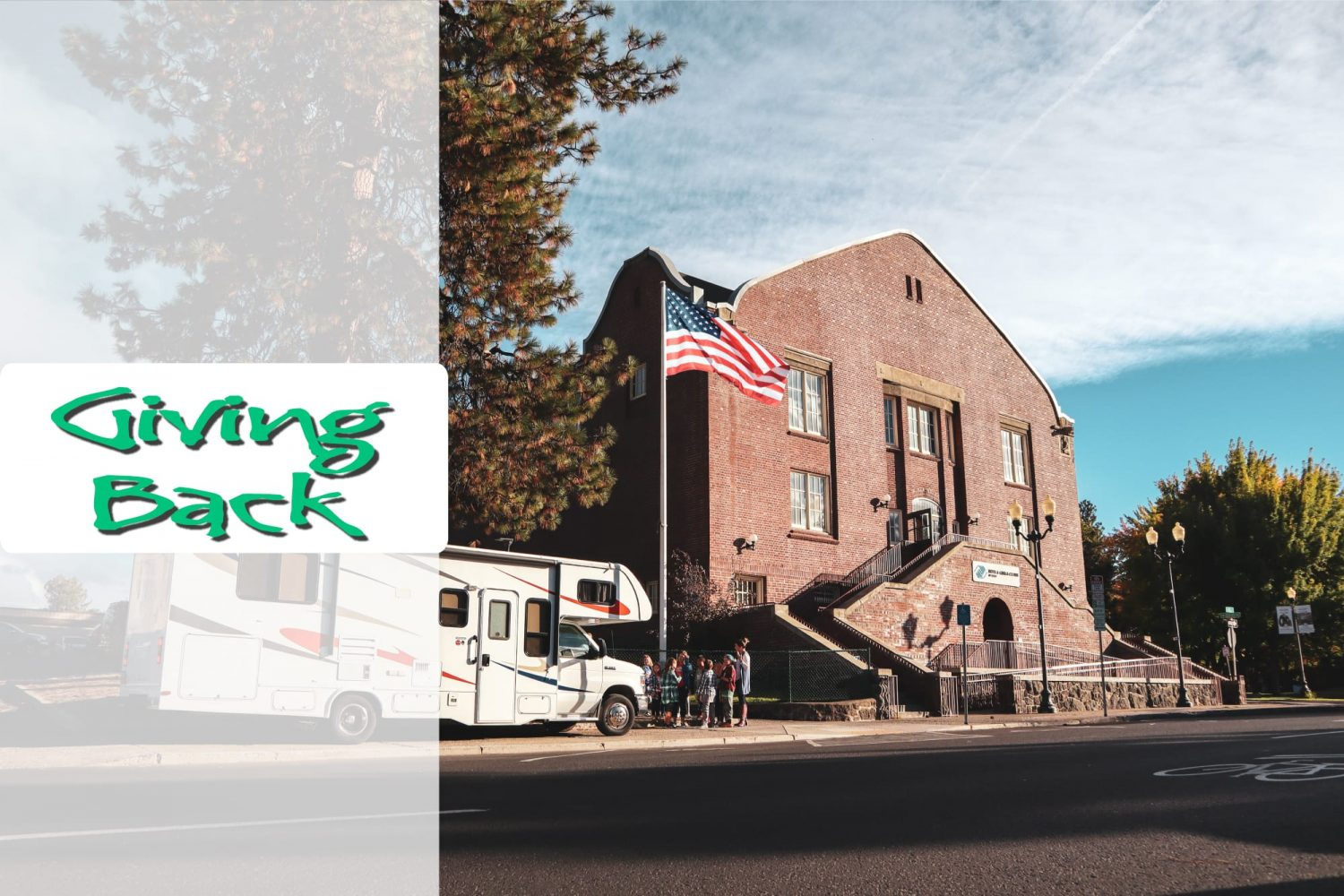 Happy Campers is the Presenting Sponsor for the Boys & Girls club of Bend