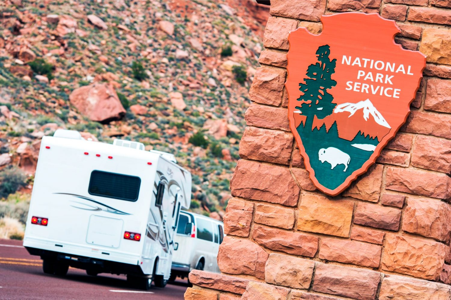 Open Campgrounds for RV travel