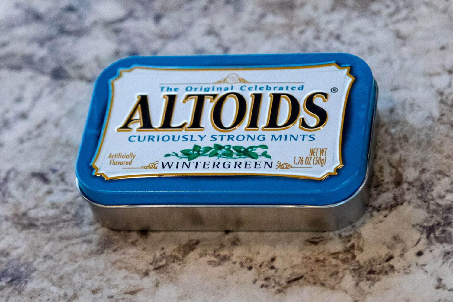 Altoids First Aid Kit Hack Container