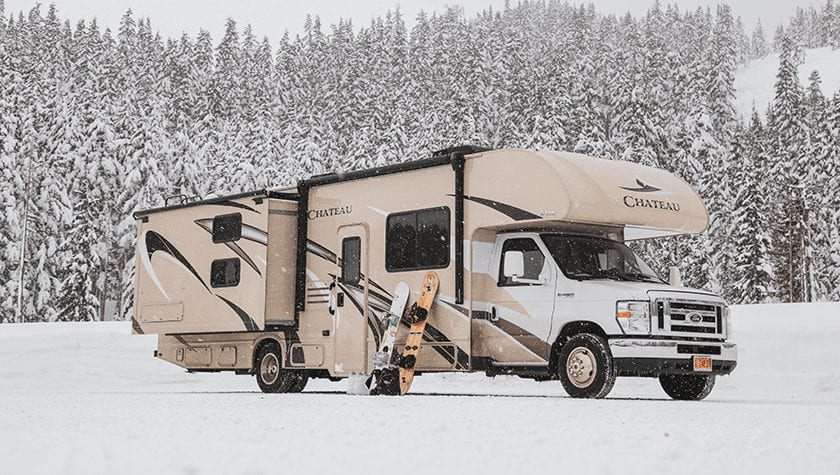 Winter Ready RVs