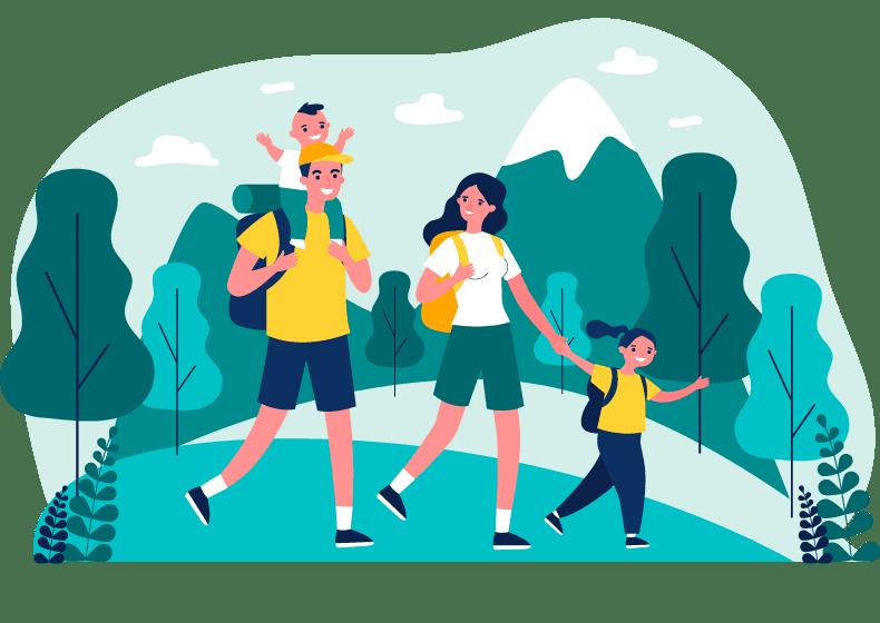 Parks Happy Campers RV Rentals