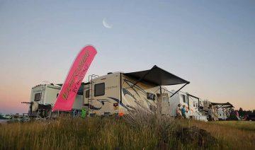 Music Festival 4 Peaks Happy Campers RV Rentals