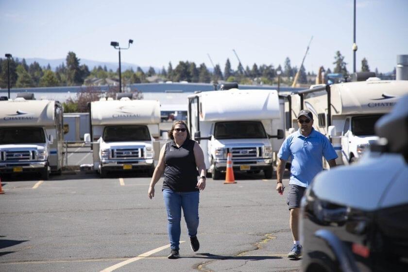 Happy Campers RV Rentals Showing Rentals