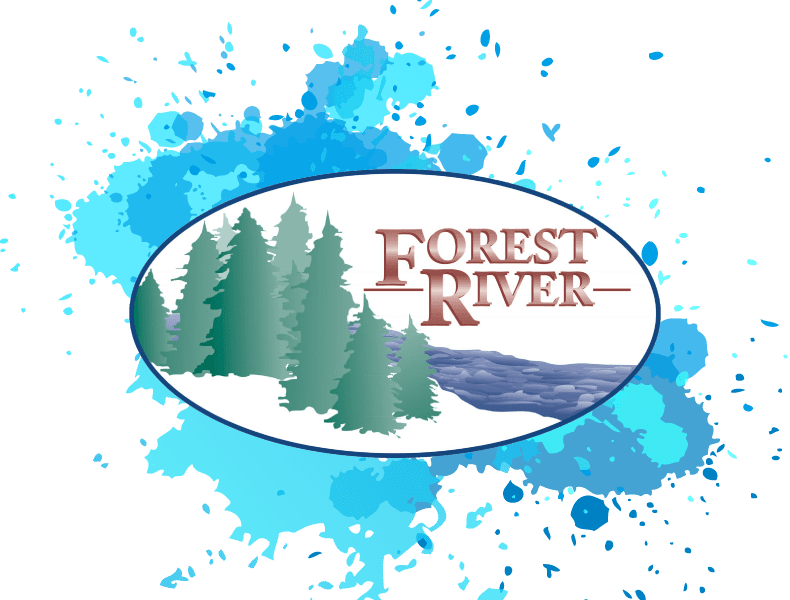 Happy Campers RV Rentals carries Forest River