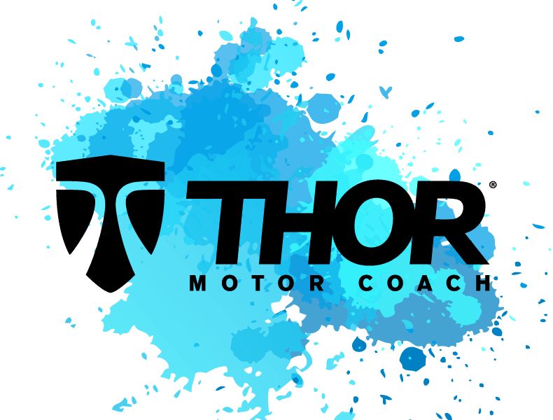 Happy Campers RV Rentals carries Thor Motorcoach