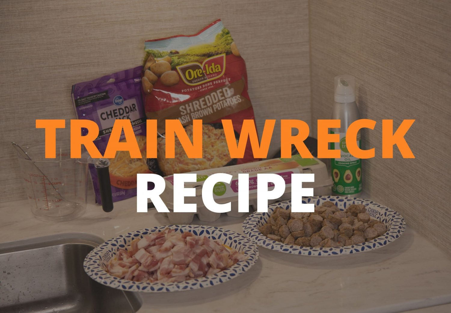 Train Wreck Breakfast Recipe
