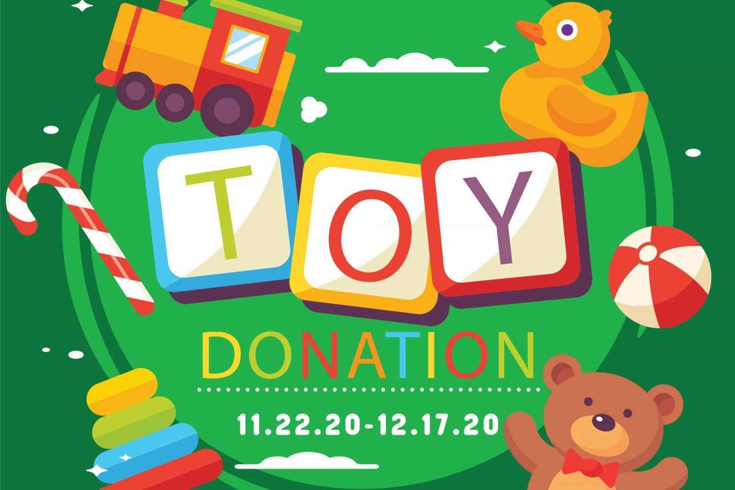 Toys for Tots 2020 Toy Drive