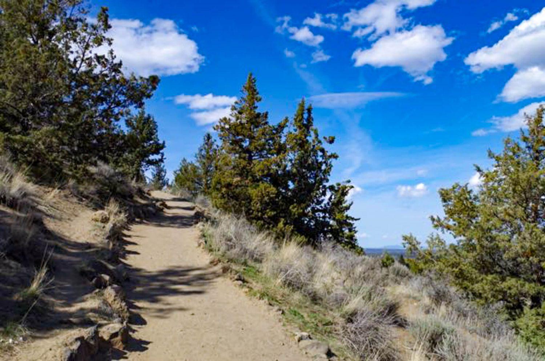 Pilot Butte Trail - Top 10 Central Oregon Winter Hikes