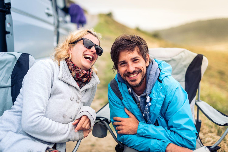 RV Rental Roadtrip couple