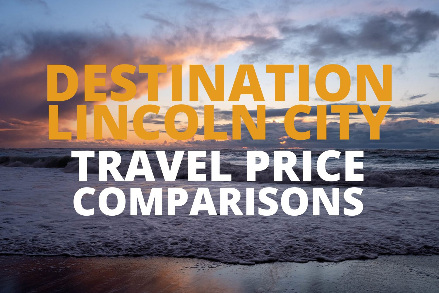 Lincoln City Oregon Travel Prices
