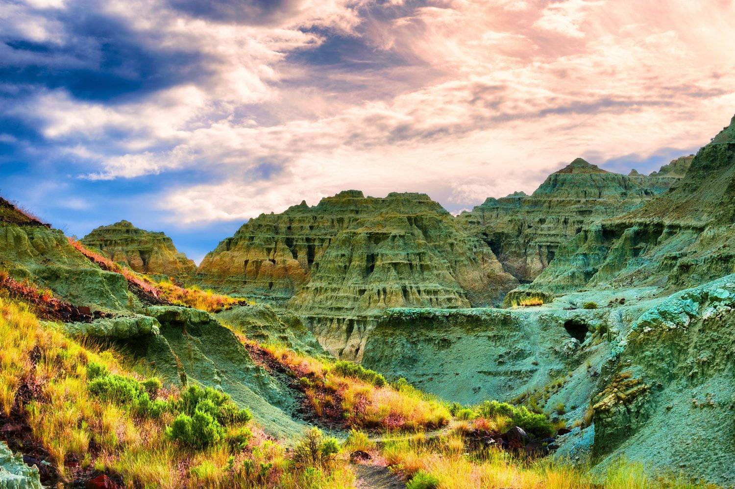 Places to stay near John Day Fossil Bed National Monument