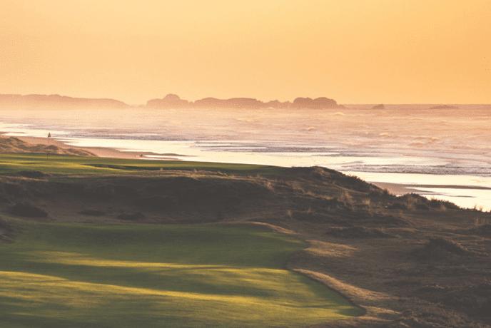 Bandon Dunes Golf Course