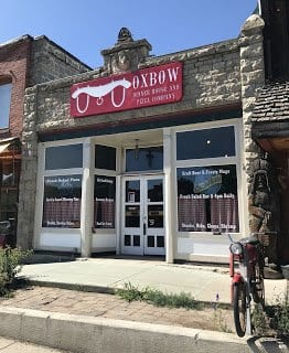 Eat at the Oxbow Restaurant & Saloon near John Day Fossil Beds