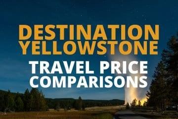 Old Faithful at Yellowstone national Park